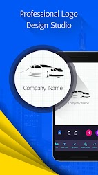 Logo Maker & Logo Design Generator APK screenshot thumbnail 2