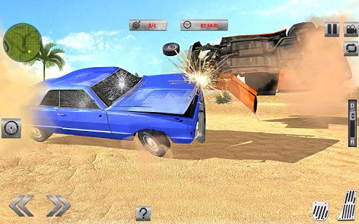 Car Crash Simulator & Beam Crash Stunt Racing SG 1.1 screenshots 4