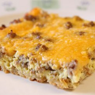Sausage Egg Cheese Breakfast Casserole Crescent Rolls Recipes
