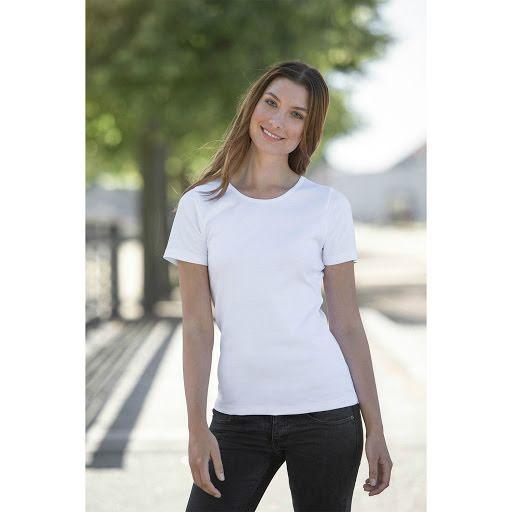 Neutral Organic Ladies Interlock T-shirt