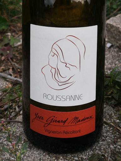 Roussanne surmaturée - Vin de France