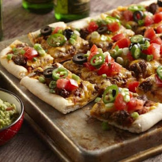 Nacho Pizza.
