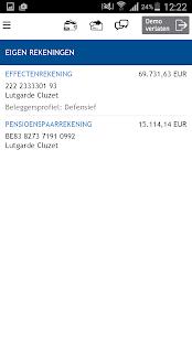 Fintro Easy banking: miniatuur van screenshot