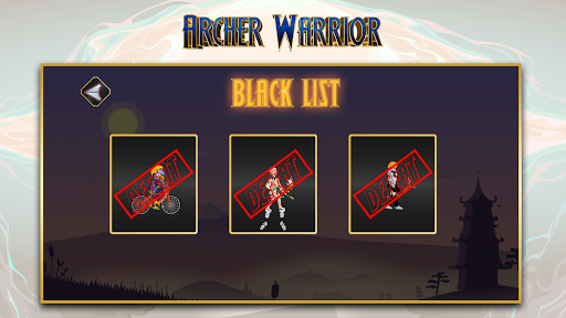 The Archer Warrior android2mod screenshots 18