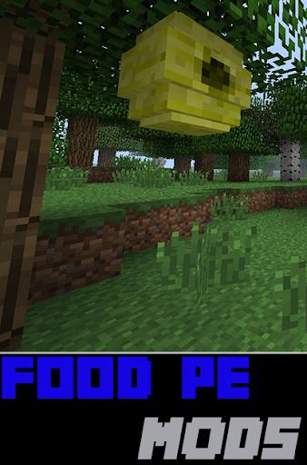 Food PE Mods For MC