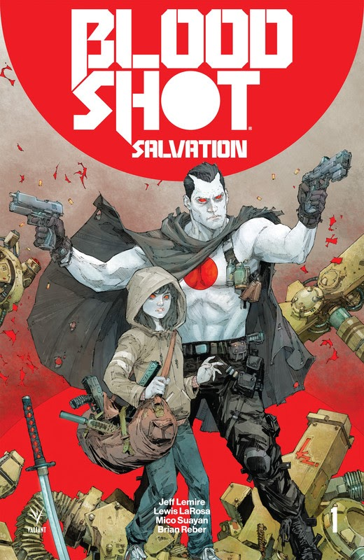 Bloodshot: Salvation (2017) - complete