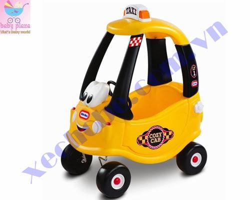 Xe chòi chân Taxi cho bé 2