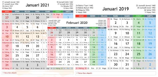 Kalender 2019 Modern Apk App Free Download For Android