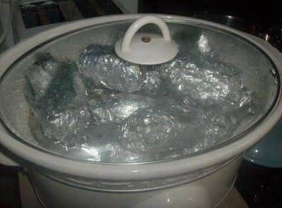 Steak Dinner In A Crockpot