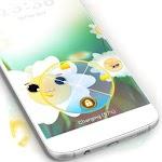 Lock Screen Flowers Icon