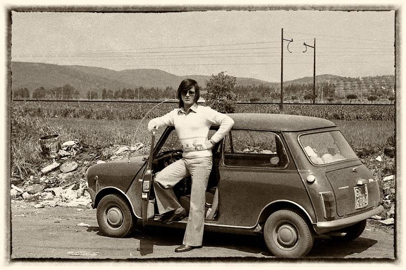 Selfie anni '70 di manrico