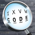 Cryptogram Word Puzzle icon