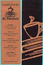 Photo: El Pendulo Cafebreria