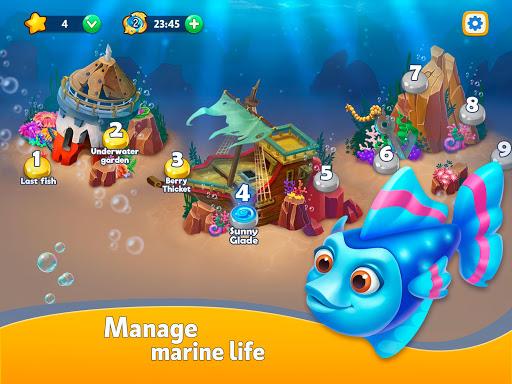Sea Merge! 1.6.1 screenshots 10