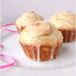 Glazed Doughnut Muffins.