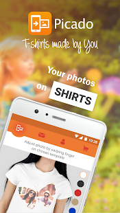 Picado - T-shirts made by You- screenshot thumbnail