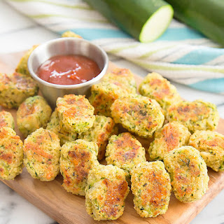 Parmesan Zucchini Tots Recipe