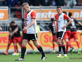 Deux joueurs de Feyenoord se sont battus à l'entraînement