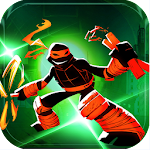 The Ninja Shadow Turtle - Battle and Fight Icon