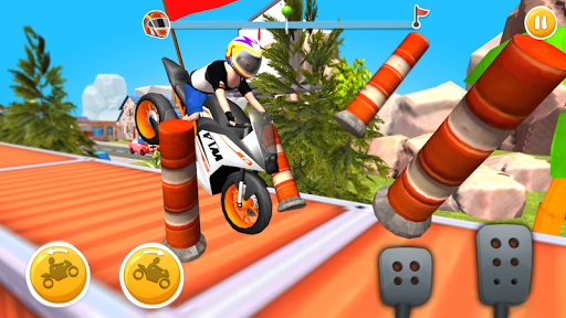 Cartoon Cycle Racing Game 3D filehippodl screenshot 3
