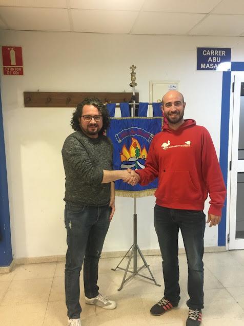 Xavier Herrero plantará el monumento grande de Abu Masaifa de Xàtiva