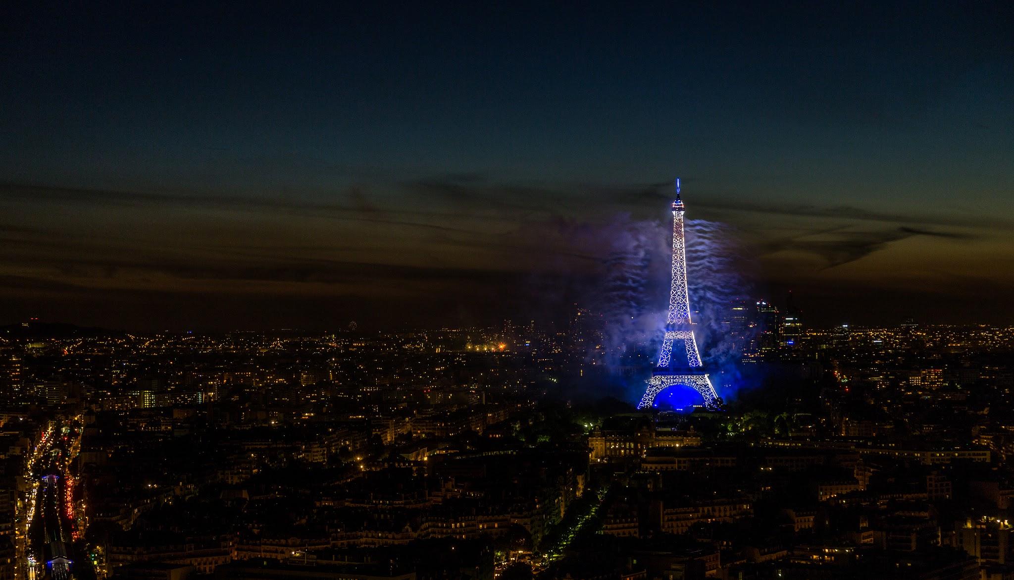 Photo: Blue Paris  In... Paris (July 2016)