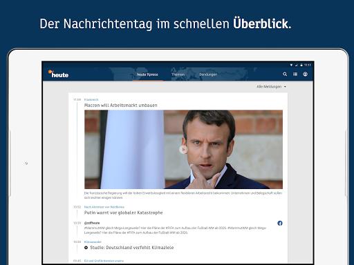 ZDFheute - Nachrichten 2.9 screenshots 6