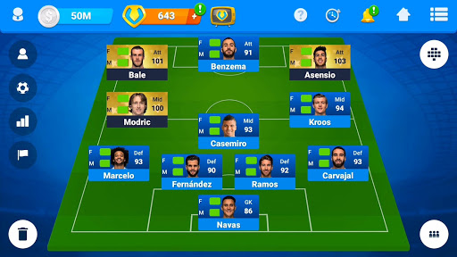 Online Soccer Manager (OSM) - 20/21 modavailable screenshots 6