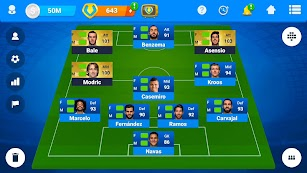 Online Soccer Manager (OSM) screenshot for Android