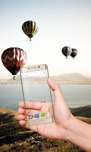 Transparent Mobile Screen - náhled