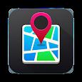 Send My GPS Location icon