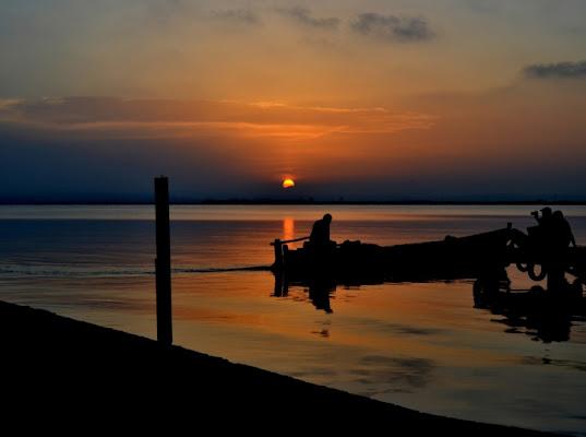 Al tramonto.. di Susana