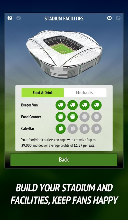 Football Chairman - Build a Soccer Empire- screenshot