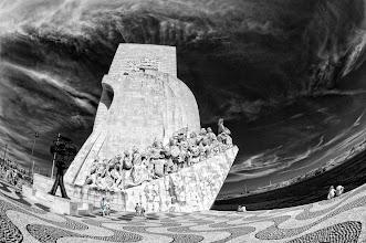 Photo: The Explorers - Lisbon (Clive Haynes)