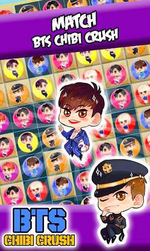 BTS Games - Chibi Crush 2.1 screenshots 2