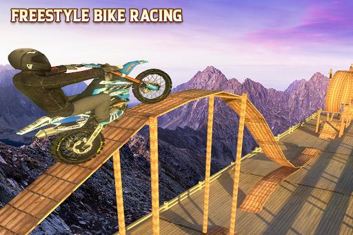 Stunt Bike Racing Master 3D, Bike Games 2019 screenshot 4
