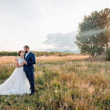 Wedding photographer Vladimir Livarskiy (vladimir190887). Photo of 18.09.2017