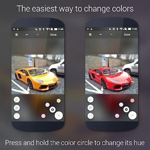Paletta - Smart color splash Screenshot