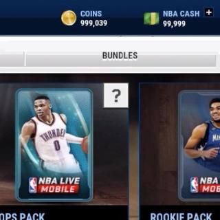 Cheats for NBA Live Mobile
