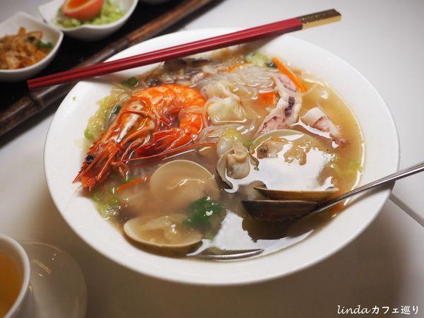 福天下福州料理私房菜|平日美味商業午餐,也能吃的到味鮮料多的福州米粉湯,商務宴客的體面餐廳|捷運忠孝敦化站