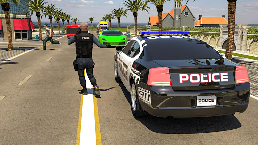 Crime City Cop Car: Driver 3D Police 2018 2.2 screenshots 1