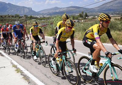 Throwback: Roglic verliest dure seconden in heuvelachtige etappe in de Giro, overwinning voor Italiaan