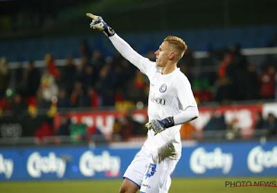 Thomas Kaminski droomt van een Gentse stunt tegen AS Roma