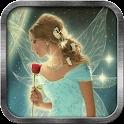 Rose Fairy Live Wallpaper icon