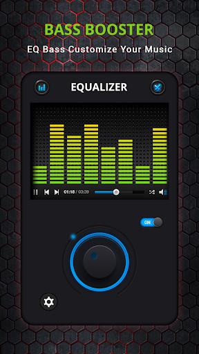 Music Equalizer – Bass Booster & Volume Booster v1.0 [Paid]
