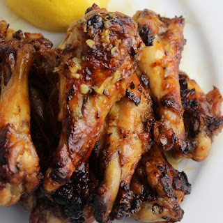 A Rao'sed Chicken Wings