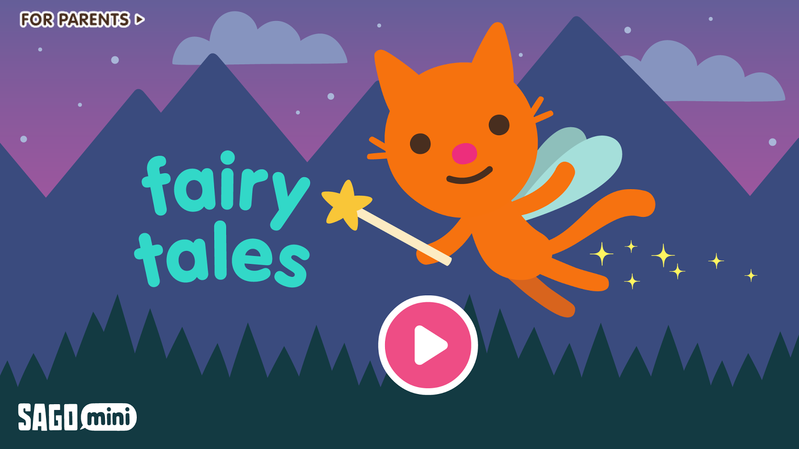 Uncategorized Fairy Tales For Kids sago mini fairy tales android apps on google play screenshot