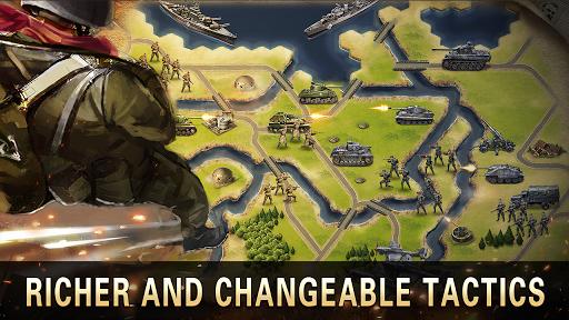 World War 2: WW2 Strategy Games 2.7.2 screenshots 14