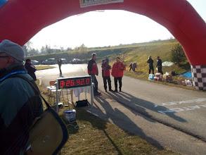 Zdjęcie: Ponad 3 godziny maratończycy już na trasie !