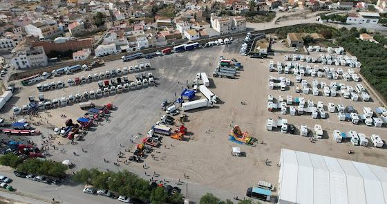 Albox ha rugido en el encuentro de Camiones y Autocaravanas